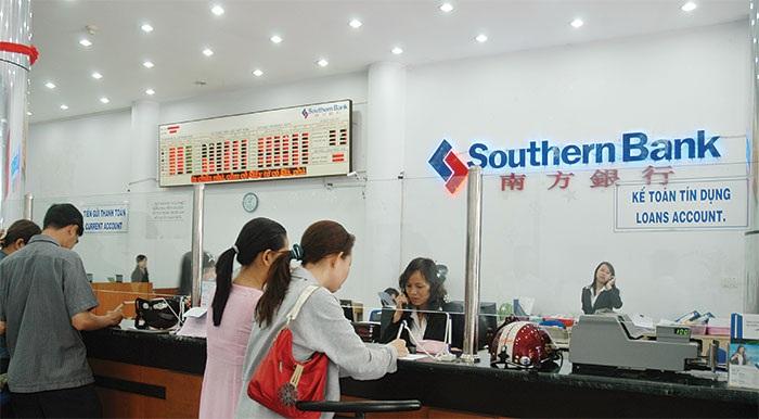 Southern Bank sẽ không chia cổ tức cho đến khi hoàn tất việc sáp nhập vào Sacombank
