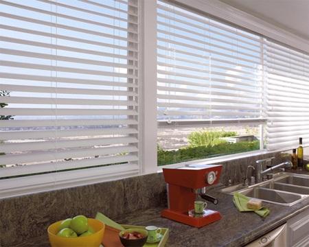 Rèm sáo ngang Minh Đăng tạo phong cách cho phòng bếp, thẩm mỹ cao và dễ dàng vệ sinh