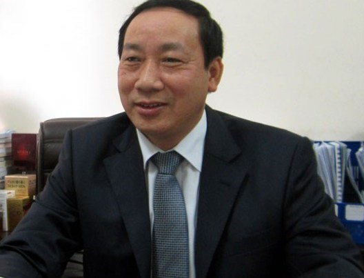 Thứ trưởng Bộ GTVT Nguyễn Hồng Trường