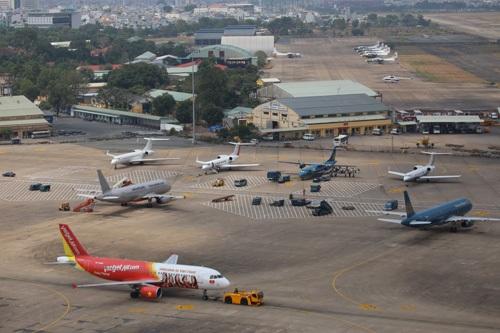 Cục Hàng không yêu cầu không sửa chữa sân bay Tân Sơn Nhất từ 10/4 đến 25/6