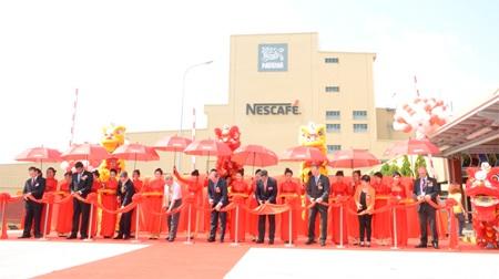 Phó Chủ tịch Tập đoàn Nestlé phụ trách khu vực Châu Á, Châu Đại Dương và Châu Phi