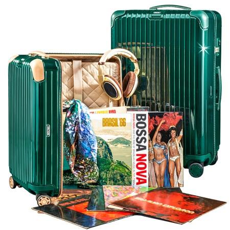 Du lịch sành điệu với dòng vali cao cấp Rimowa Bossa Nova