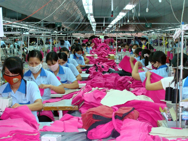 Việt Nam sẽ thay Trung Quốc trở thành công xưởng của thế giới.