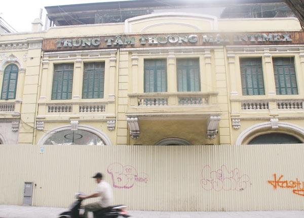 Đây là khu đất không chỉ vàng mà là kim cương của một công ty ở Hà Nội