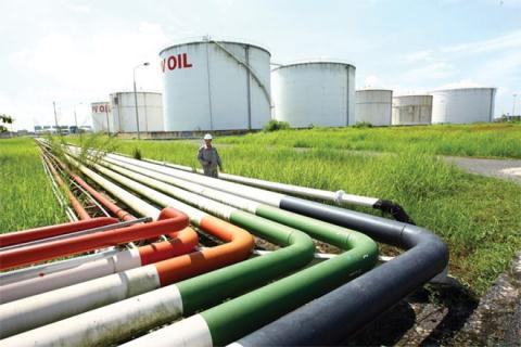 Bộ Tài chính tiếp tục giảm thuế nhập khẩu dầu diesel (Ảnh minh họa)