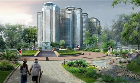Goldmark City được phân phối chính thức bởi Công ty Đất Xanh Miền Bắc.