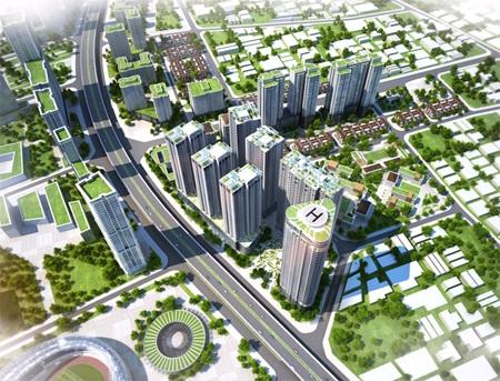 Tặng voucher mua sắm 10 triệu đồng cho khách hàng mua Tòa C - Khu đô thị Kim Văn Kim Lũ