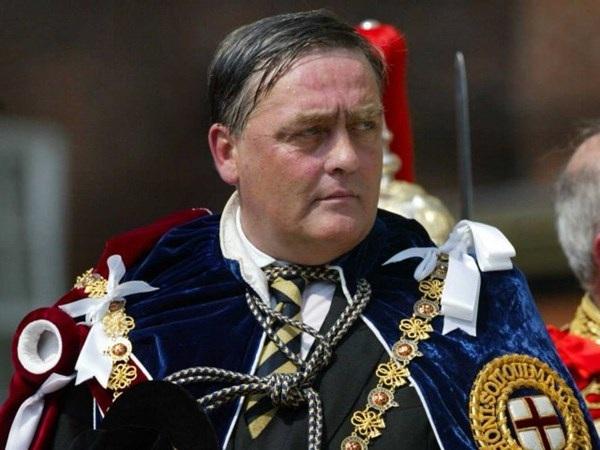 Gerald Cavendish Grosvenor, Công tước xứ Westminster, là người đàn ông giàu nhất ở Anh
