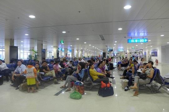 Sân bay Tân Sơn Nhất sẽ quá tải trong vài năm tới Ảnh: Thế dũng