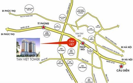Hà Nội xuất hiện chung cư ở ngay giá từ 10,5 triệu đồng/m2
