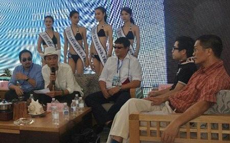 Hội nghị dành cho các chúa đảo Trung Quốc vừa được tổ chức gần đây tại tỉnh Quảng Đông.
