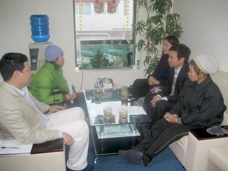 Đề nghị kháng nghị theo thủ tục tái thẩm vụ án thu hồi đất tại Tiên Lãng - 1