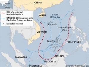 Các tuyên bố chủ quyền dựa trên lịch sử của Trung Quốc không thuyết phục.