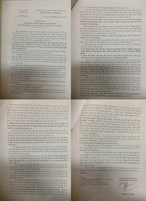 Đề xuất xin thuốc của khoa cấp cứu BV Thanh Nhàn