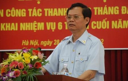 Đồng chí Huỳnh Phong Tranh, Uỷ viên Trung ương Đảng,  Tổng Thanh tra Chính phủ