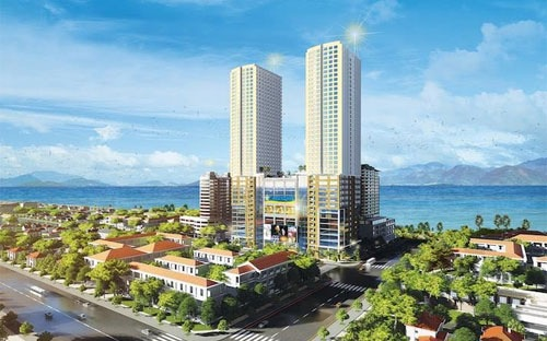 GoldCoast được biết đến như dự án bất động sản nghỉ dưỡng có quy mô lớn nhất tại trung tâm Nha Trang.