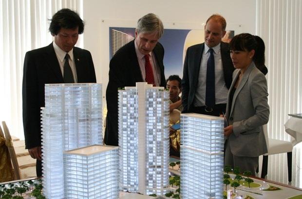 Vị chuyên gia người nước ngoài cho rằng các thủ tục chuyển nhượng nhà tại Việt Nam khá phức tạp.