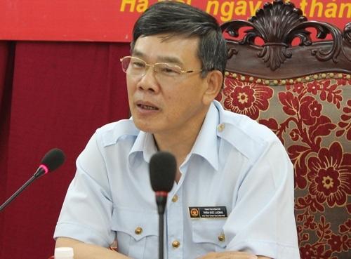 Phó tổng Thanh tra Chính phủ Trần Đức Lượng.
