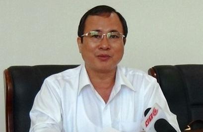 Tân Chủ tịch UBND tỉnh Bình Dương Trần Văn Nam.