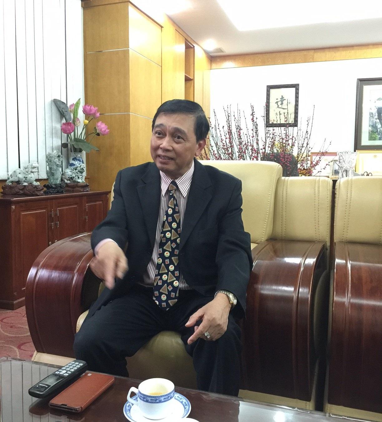 Ông Nguyễn Đức Hạnh - Phó tổng Thanh tra Chính phủ.