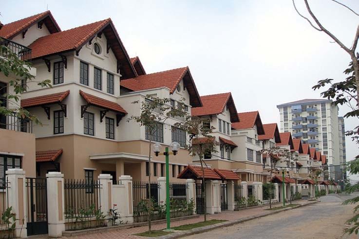 Theo kết luận thanh tra, khu đô thị Văn Quán đã được xây tăng 27 căn nhà biệt thự.