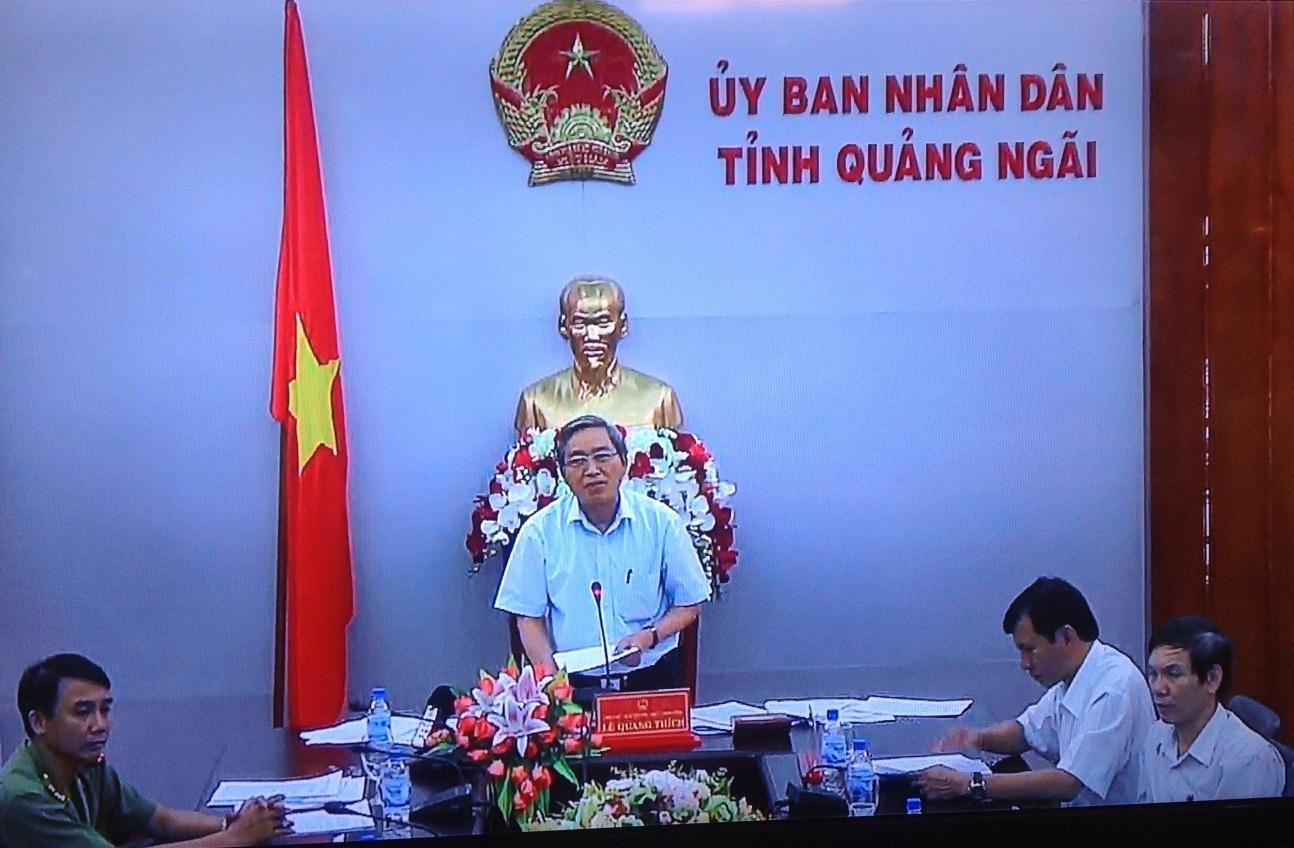 Ông Lê Quang Thích.
