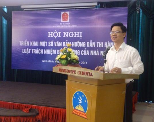 Ông Trần Việt Hưng.