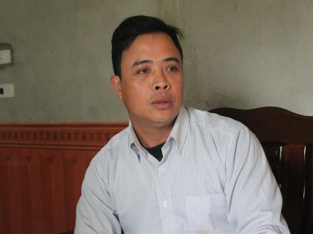 Anh Hoàng Khắc Sửu bị nhiễm HIV oan hơn 10 năm trời (Ảnh: Hoàng Lam).