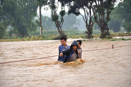 Diễn đàn Phòng chống và ứng phó thảm họa thiên tai khai mạc sáng 2/7 tại Hà Nội.
