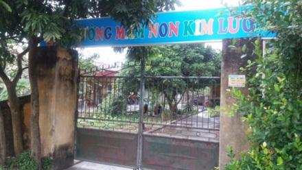Bé gái 3 tuổi tử vong bất thường trong giờ học.