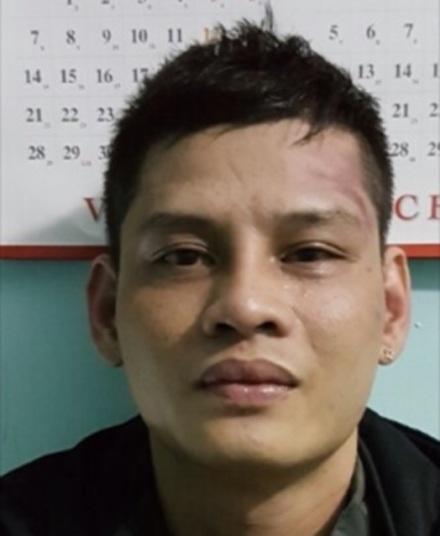 Chân dung sát thủ Long ma, kẻ bị tình nghi bắn chết lễ tân tại nhà nghỉ.