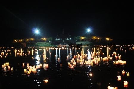 Sông Thạch Hãnlung linh, huyền ảo (Ảnh: Đăng Đức)
