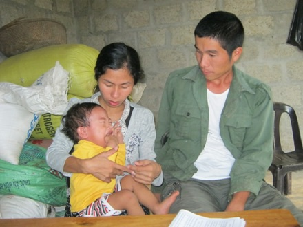 Anh Mỹ, chị Chung không ngờ tai họa cứ liên tục giáng xuống gia đình mình