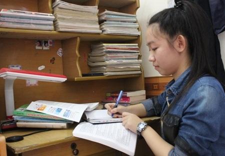 Dù đã biết kết quả thi nhưng Hương vẫn còn rất nhiều dự định cần thực hiện