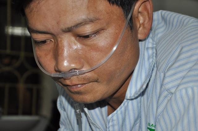 Anh Hưng bị tim nặng và đã ra đi ngay sau khi bài viết về hoàn cảnh gia đình anh được đăng tải trên báo điện tử Dân trí.