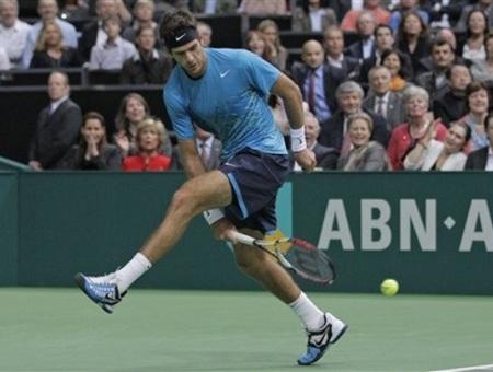 Ferderer lên ngôi vô địch tại ATP Rotterdam - 2