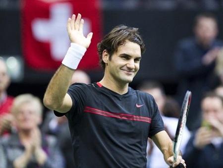 Ferderer lên ngôi vô địch tại ATP Rotterdam - 3
