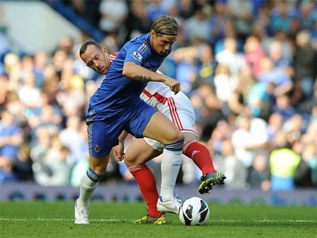 Chelsea đã có một chiến thắng rất nhọc nhằn