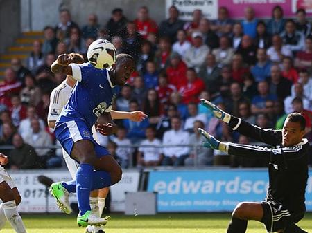 Từ đầu mùa Swansea đã thi đấu rất ấn tượng...