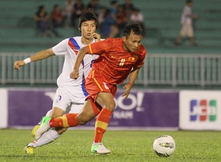 Việt Nam đã tung ra các đường bóng phản công khá sắc nét
