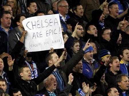 Chelsea là thiên anh cùng ca, ngoại trừ Rafa