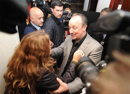 Ông được chào đón nồng nhiệt tại Chelsea