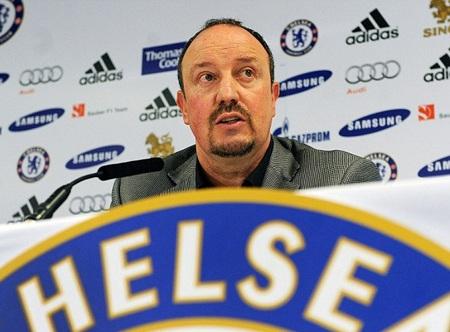 Nhiệm vụ trước mắt của Benitez là giúp Chelsea tìm lại phong độ