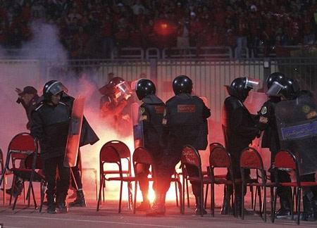 8 người thiệt mạng từ vụ bạo loạn mới ở Ai Cập