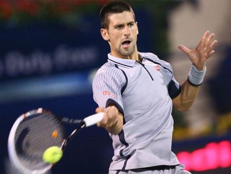 Djokovic đã nhanh chóng qua vòng đầu