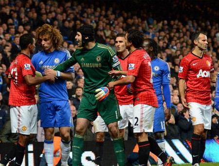 Chelsea có thể sẽ đối đầu với MU