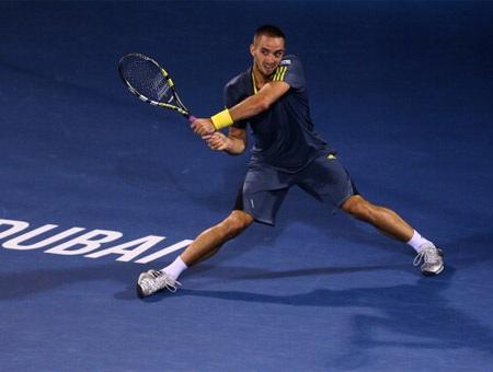 Troicki chưa đủ tầm để đấu với tay vợt bằng tuổi đồng hương