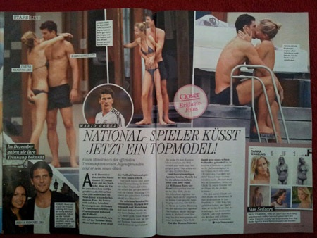 Những hình ảnh vụng trộm của Gomez khiến hạnh phúc gia đình an tan vỡ