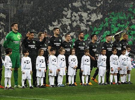 Celtic đã thua tan tác 0-3 trên sân nhà và gần như họ bước vào trận cuối cho đủ thủ thủ tục