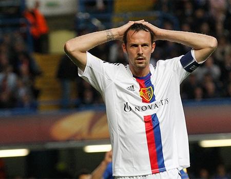 Sự tiếc nuối của các cầu thủ Basel, cửa đi tiếp với họ lại dần khép